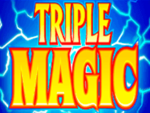 Игровой аппарат Triple Magic