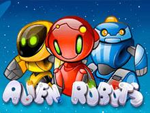 Онлайн-слот Alien Robots